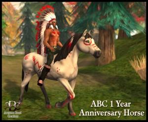 ABC One Year Anniversary