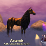 ABC - Awesome Breed Creations Breedable Cloud Ranch Horse