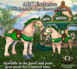 ABC - Awesome Breed Creations St Patricks Day