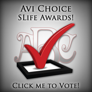 ABC - Awesome Breed Creations / Avi Choice Award Nominations