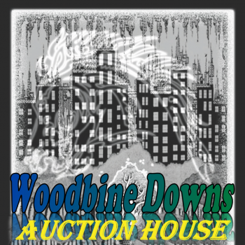 Woodbine Downs Auction House Logo